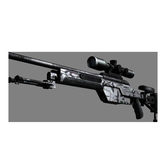SSG 08 | Dark Water